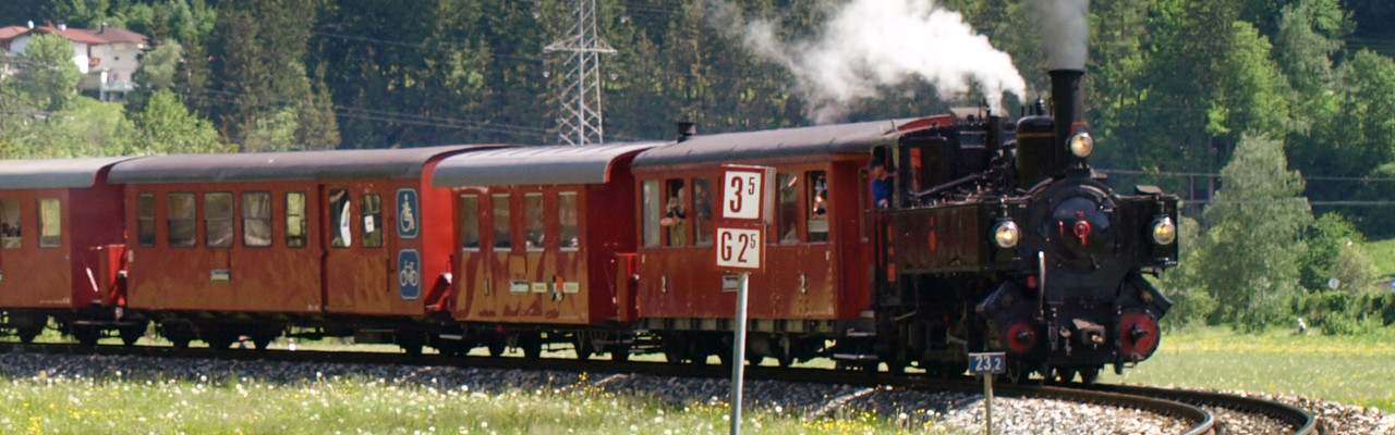 Steam train timetable and prices • Zillertaler Verkehrsbetriebe